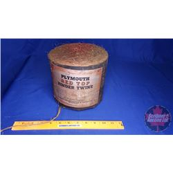 Plymouth Ted Top Binder Twine (1 Roll)