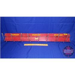 """Dunlop Store Display Belt Rack/Hanger (36""""L)"""