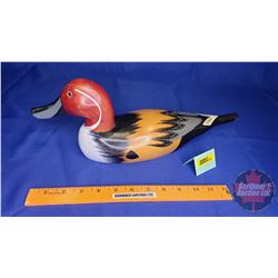 Wood Duck Carving