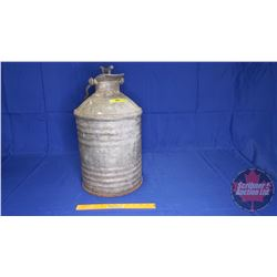 Galvanized Gasoline Pail (Auditor Pail) W.D. Beath & Son Limited Toronto, Canada