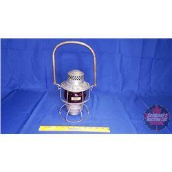 CNR Signal Lantern (Red Globe)