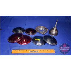 CNR Oiler & Variety of Color Lamp Lenses (7)
