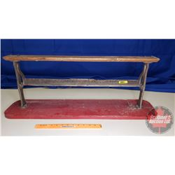 Vintage Counter Top Package Paper Cutter