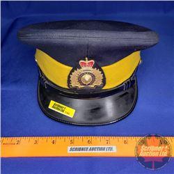 Uniform Hat : RCMP (Size 6-3/4)