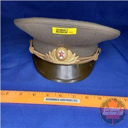 Uniform Hat : USSR Officer 1969