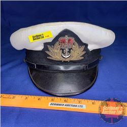 Uniform Hat : Royal Canadian Navy Officer 1952