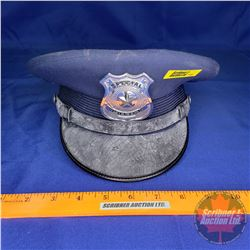 Uniform Hat : Service Man's Airforce - Special Police (Size 7-3/8)