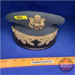 Uniform Hat : American Military General