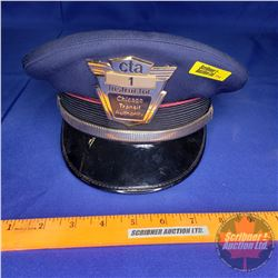 Uniform Hat : Chicago Transit Authority Instructor