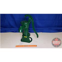 Smart Brockville Water Pump - Green