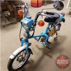 1979 Honda Express 49cc Scooter  (Shows : 878kms)