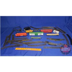 Variety of HO Scale Train & Variety of Track