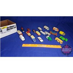 Tray Lot: Tomica Toy Trucks & Cars (19)