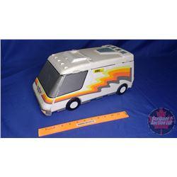 Micro Machines Super Van City RV Playset - Retro 1991