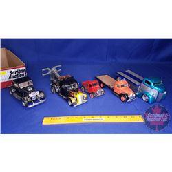 Tray Lot: Variety Diecast (5) Cars/Trucks