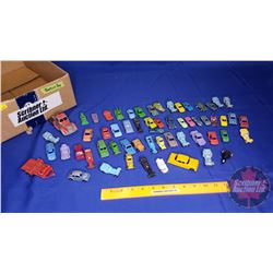 Tootsie Car & Truck Toy Collection (59)
