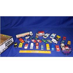 Tray Lot - Majorette Toys (30) : Cars/Trucks