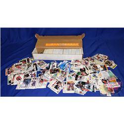Box of Hockey Cards (900+)