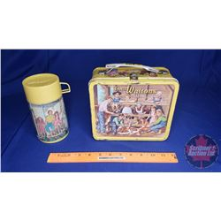 """Tin Lunch Box & Thermos """"The Waltons"""""""