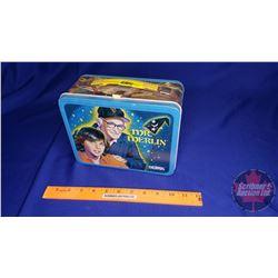 "Tin Lunch Box ""Mr. Merlin"""
