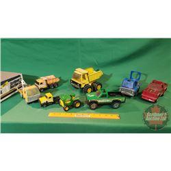 Tray Lot - Buddy L Toys (8)