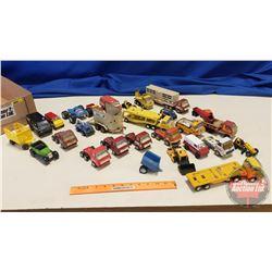 Tray Lot - Tonka Toys (Large Variety)