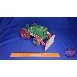 Tin Toy:  Buddy L Beaver Farms Tractor/Dozer