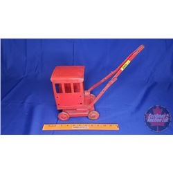 Metal Toy:  Rotating Crane