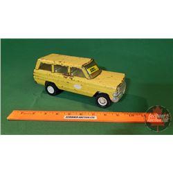 Metal Toy : Tonka Jeep Cherokee