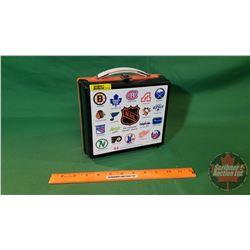 "Plastic Lunch Box ""NHL"" Teams"