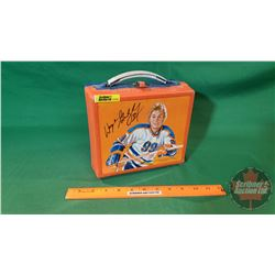 Plastic Lunch Box with Thermos : Wayne Gretzky