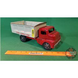 Metal Toy : Structo Hydraulic Dump Truck
