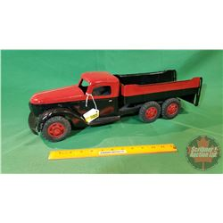 """Buddy L - Metal Toy : Six Wheel Truck 1940's  (21-1/2""""L)"""