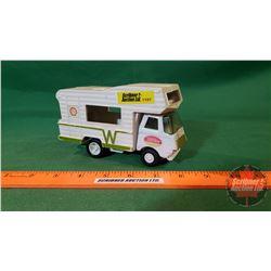 """Tonka Toy: Winnebago Small Motorhome (6-1/4""""L x 3-1/2""""H)"""
