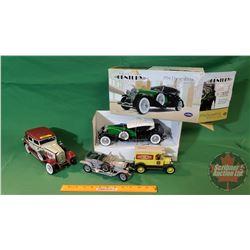 Vintage Diecast Autos (4)