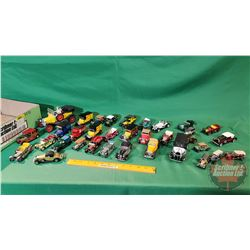 Tray Lot: Collection of Matchbox & Lledo Toys (Variety)