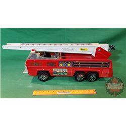 """Tonka Toy Metal Fire Truck (24-1/2""""L)"""