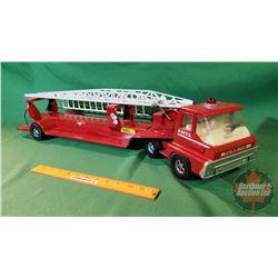 """Ertl Metal Toy Fire Truck (28""""L)"""