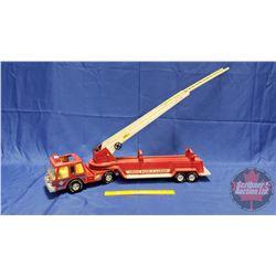 "Nylint Metal Toy - Aerial Hook-N-Ladder Truck (31-1/2""L)"