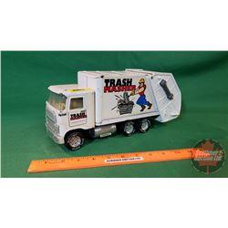 "Nylint Metal Toy - Trash Masher Disposal Service (13""L)"