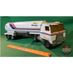"Metal Toy : Husky Tanker Truck (21"")"