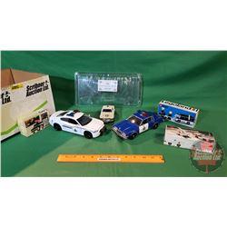 Box Lot: RCMP/Police Theme: Lego & Toys, etc