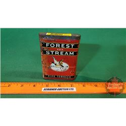 Tobacco Tin: Forest Stream