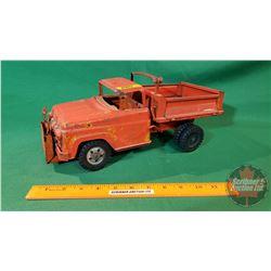Tonka Metal Toy Dump Truck