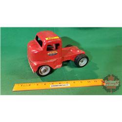 Tonka Metal Toy Semi Truck
