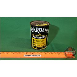 Metal Tin: Bardahl For Radiators (Full)
