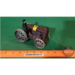 """Cast Iron Toy: Fordson Tractor (5.5""""L x 3.25""""W x 3.75""""H)"""