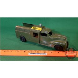 Metal Toy: Hubley Bell Telephone Truck