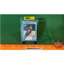 Hockey Card: Wayne Gretzky Rookie Card