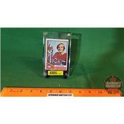 Hockey Card: Guy Lafleur 1973-1974 Card